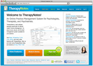 TherapyNotes.com image